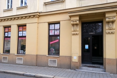 Branch store in Ostrava