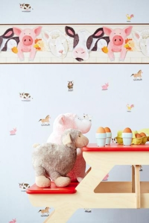 non woven wallpaper Eijffinger, Hits for Kids 351720
