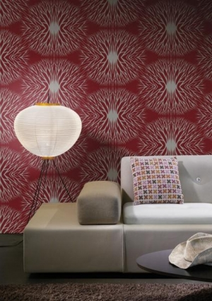 Non-woven wallpaper 8180001 Aura, Floral Kingdom, Vavex