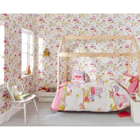 Non woven wallpaper 100115, Kids & Home 5, Graham & Brown