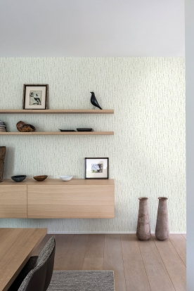 Non-woven wallpaper with gentle stripes NG1212, Vavex 2019