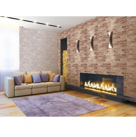 Vinyl washable wallpaper for wall 540101, bricks, Vavex 2020