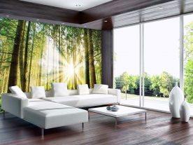 Vlies photo mural wallpaper 22114, 368 x 280 cm, Photomurals, Vavex