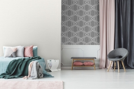 Luxury non-woven wallpaper 106671, Tranquillity, Graham & Brown