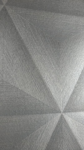 Non-woven wallpaper for wall, geometric pattern, triangles, EN2001, Vavex 2021