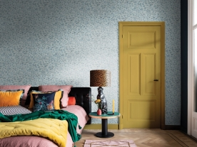 Non-woven wallpaper with a vinyl surface 220454, Botanica, Vavex