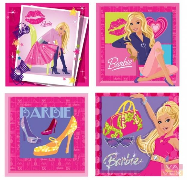 decorative stickers PRINCESS/1