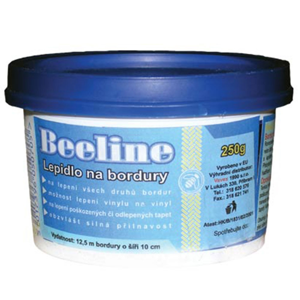 Lepidlo Beeline na bordury 250g