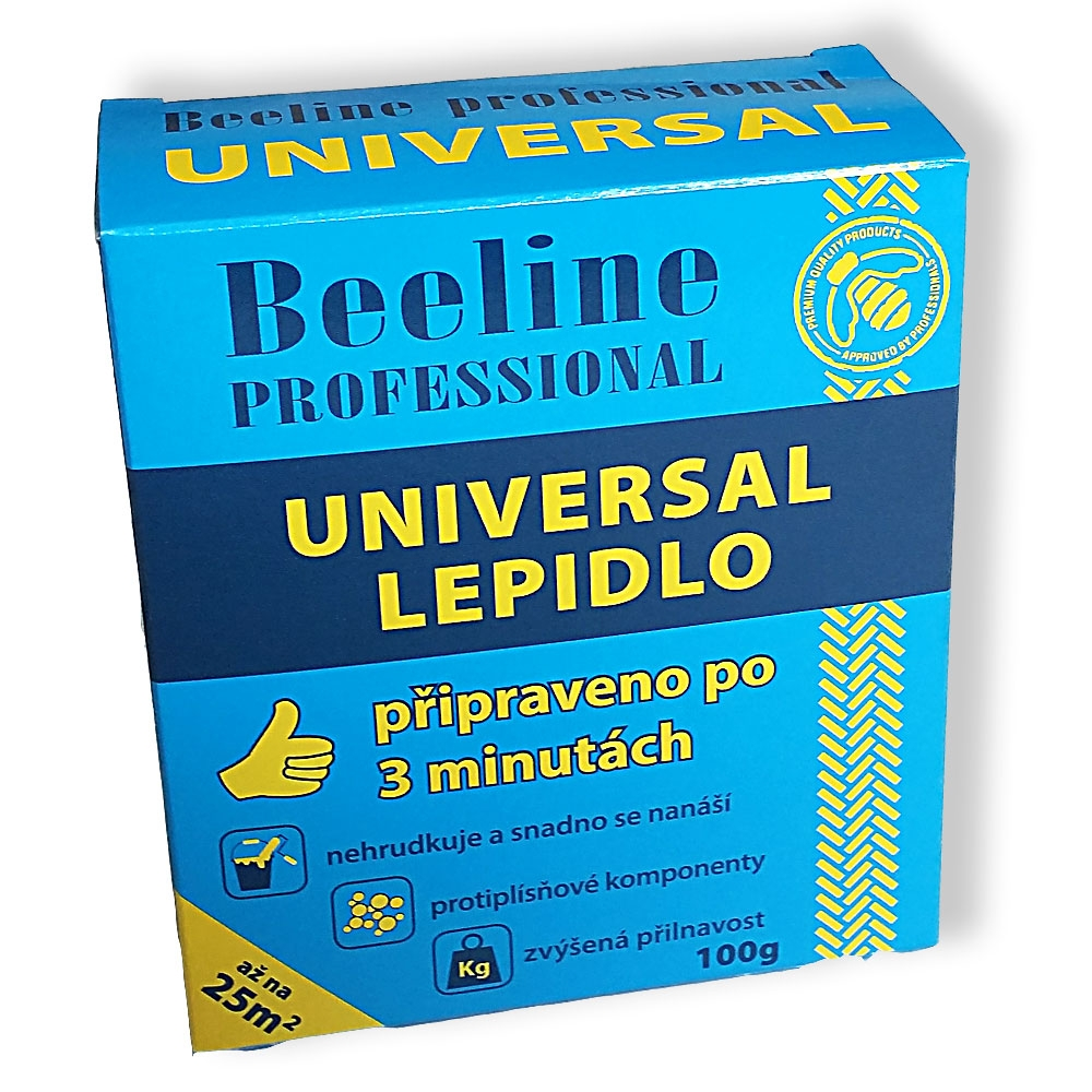 Adhesive for all kinds of wallpapers Beeline 100g