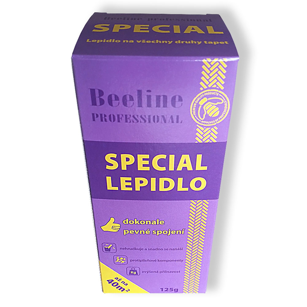 Special adhesive for all kinds of wallpapers Beeline 125g