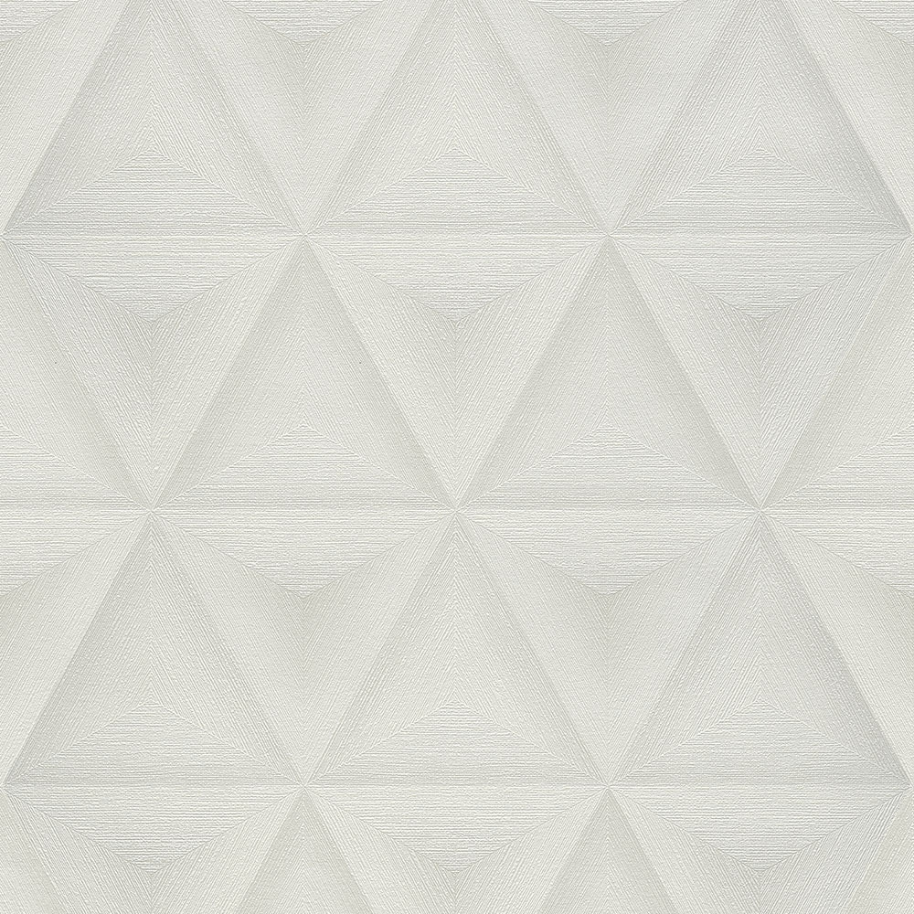 Non-woven wallpaper for wall, geometric pattern, triangles, EN2002, Vavex 2021