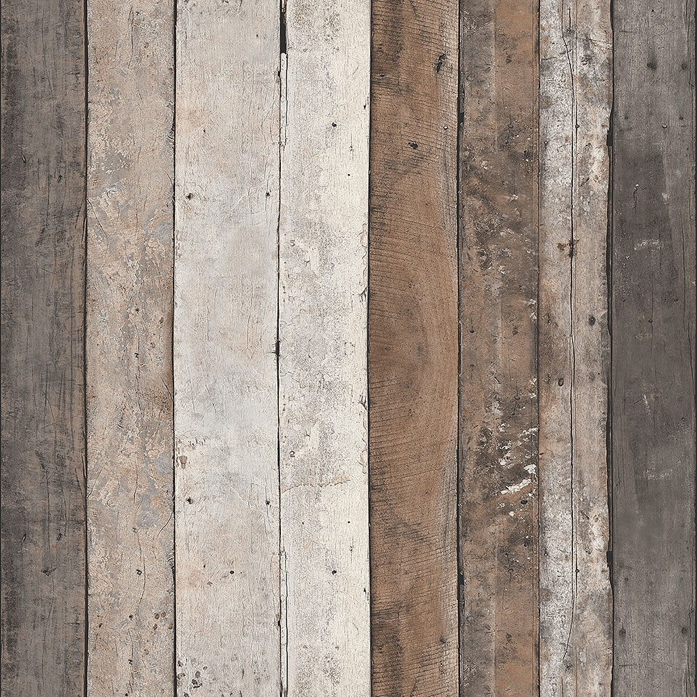 Luxusní vliesová tapeta EE22570, Distressed Wood, Essentials, Decoprint