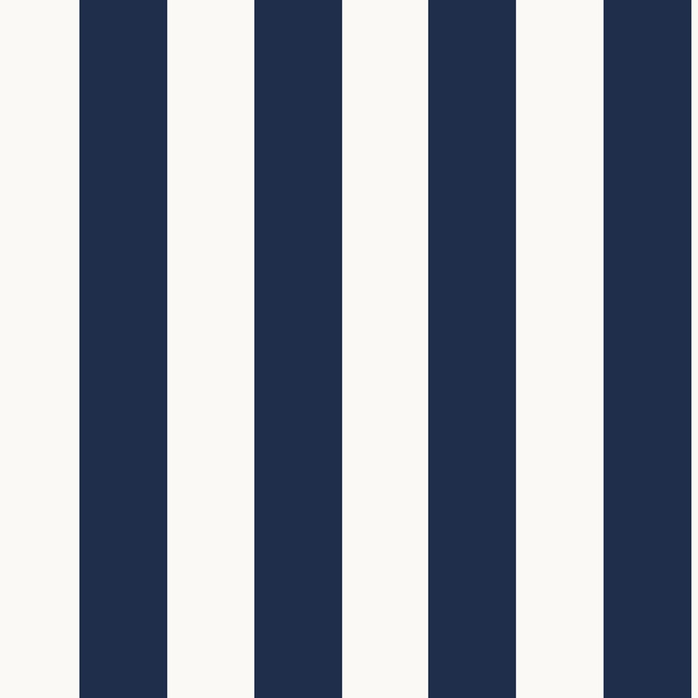 Vliesová tapeta Pruhy 108557, Navy Stripe, Kids@Home 6, Graham & Brown