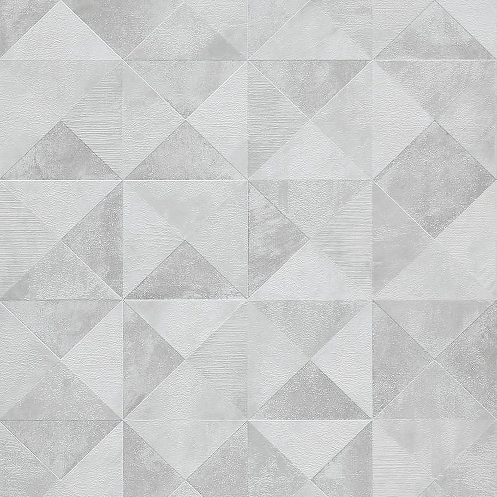 Geometric non-woven wallpaper with a vinyl surface GT3003, Vavex 2022