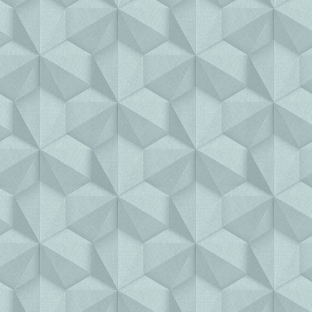 Non-woven wallpaper with a geometric pattern 220371, Geometry, Vavex